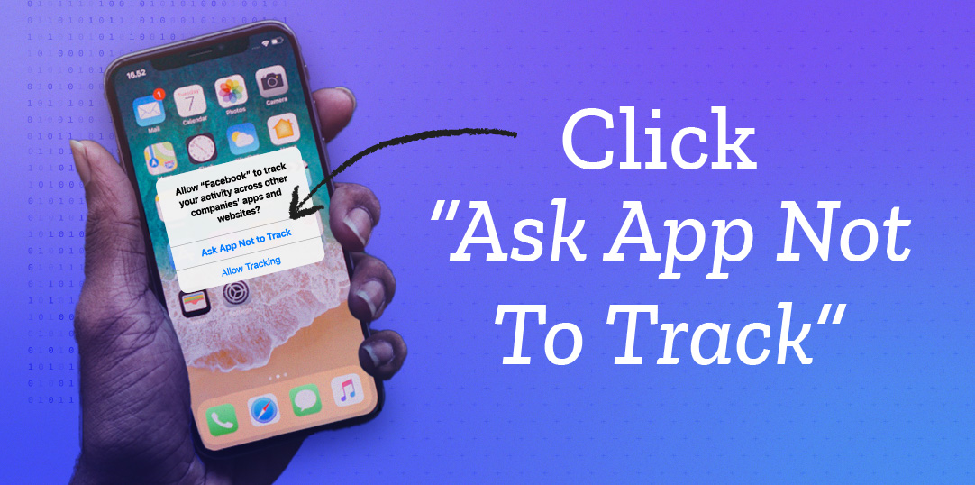 Click: Ask App not to Track